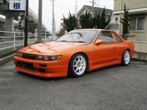 オレンジのボディ!